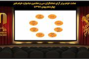 ۸ فیلم برتر آرای مردمی سی و هفتمین جشنواره فیلم فجر