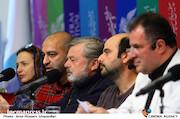 نشست خبری فیلم سینمایی «یلدا»