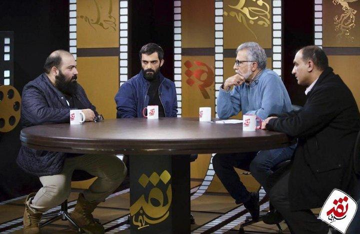 برنامه تلویزیونی نقد سینما