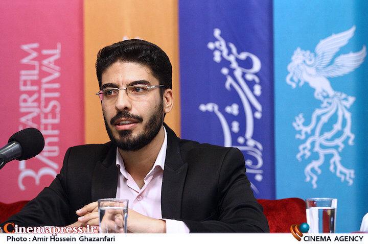 مصطفی حسن آبادی در نشست خبری فیلم انیمیشن «بنیامین»