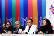 نشست خبری فیلم سینمایی «جمشیدیه»