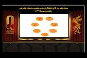 هفت فیلم برتر آرای مردمی سی و هفتمین جشنواره فیلم فجر