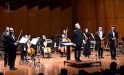ارکستر گروه زهی آرکو به رهبری ابراهیم لطفی