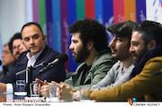 نشست خبری فیلم سینمایی «متری شیش و نیم»