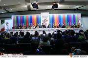 نشست خبری فیلم سینمایی «سونامی»