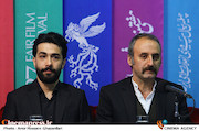 نشست خبری فیلم سینمایی «ماجرای نیمروز؛ رد خون»