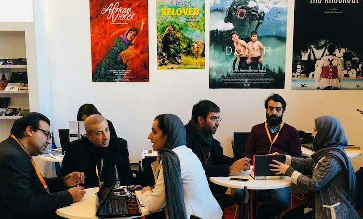 بازار فیلم جشنواره برلین