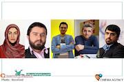 داوران یازدهمین جشنواره پویانمایی تهران