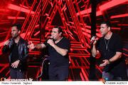 کنسرت گروه هفت در سی و چهارمین جشنواره موسیقی فجر