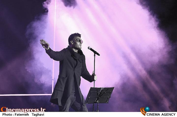 عکس/ دومین شب سی و چهارمین جشنواره موسیقی فجر