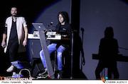کنسرت امیرعباس گلاب در سی و چهارمین جشنواره موسیقی فجر