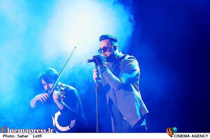 عکس/ سومین شب سی و چهارمین جشنواره موسیقی فجر