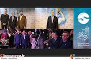 حضور وزیر ارشاد در جشنواره سی و هفتم تئاتر فجر