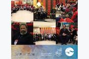 دیدار دبیر جشنواره با مهمانان خارجی حاضر در SHOWCASE
