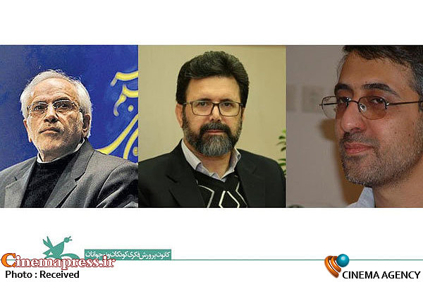 داوران بخش دینی و ارزشهای انقلاب اسلامی یازدهمین جشنواره بینالمللی پویانمایی تهران