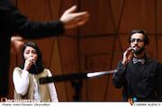 گروه آوازی تهران در سی و چهارمین جشنواره موسیقی فجر