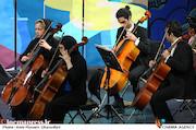 ارکستر مجلسی ایران در سی و چهارمین جشنواره موسیقی فجر