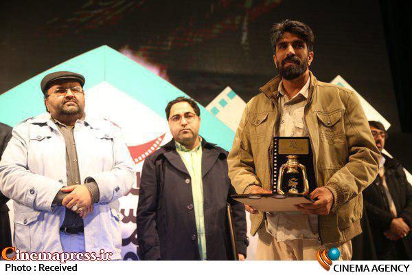 محمود شهبازی کارگردان مستند «دریابست»