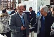 تصویربرداری سریال نوروزی «ن.خ» در حضور خبرنگاران