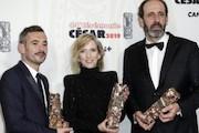 برگزیدگان چهل و چهارمین دوره اهدای جوایز سزار