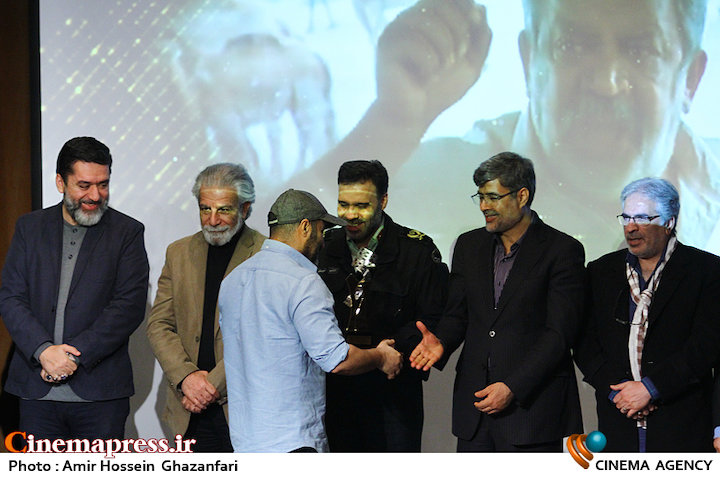 آیین اختتامیه چهارمین جشنواره تقدیر از آثار برتر سی و هفتمین جشنواره فیلم فجر با رویکرد پیشگیری از جرم و آسیبهای اجتماعی