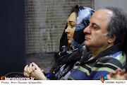 نیکی کریمی در هشتمین دوره جایزه کتاب سال سینما