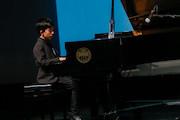دومین دوسالانه جایزه پیانو باربد