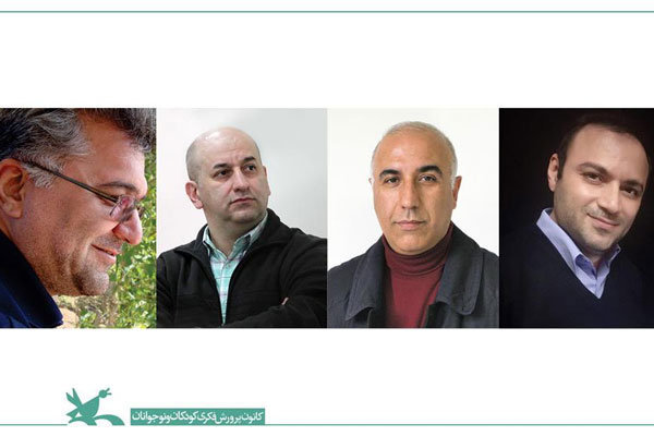 داوران بخش پایاننامههای یازدهمین جشنواره پویانمایی تهران