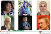 داوران بخش بینالملل و سیفژ یازدهمین جشنواره پویانمایی تهران