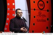 سخنرانی علی قربانی در اختتامیه دوازدهمین جشنواره بینالمللی «فیلم ۱۰۰»