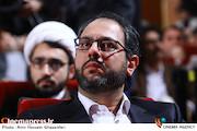 محمدرضا شفاء در اختتامیه دوازدهمین جشنواره بینالمللی «فیلم ۱۰۰»