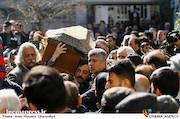 مراسم تشییع پیکر مرحوم «خشایار الوند»
