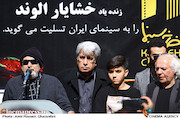 سخنرانی سیروس مقدم در مراسم تشییع پیکر مرحوم «خشایار الوند»