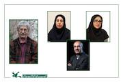 رییس و اعضای شورای سیاستگذاری انجمن قصهگویی کانون