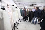معاون سیما در بازدید از مراحل پیش تولید سریال «سلمان فارسی»
