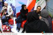 بازدید سرپرست سازمان سینمایی از یازدهمین جشنواره بینالمللی پویانمایی تهران
