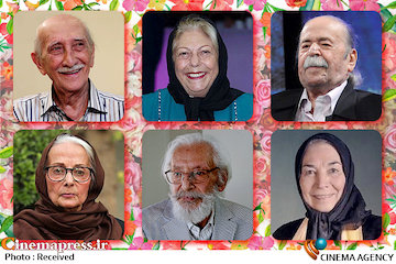تبریک پیشکسوتان سینما به ملت ایران/ از آرزوی ترویج فرهنگ اصیل ایرانی در آثار سینمایی و تلویزیونی تا رفع تنگدستی از جامعه