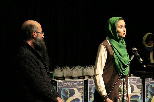 اختتامیه هشتمین جشنواره دانشجویی و مردمی تئاتر «ثمر»
