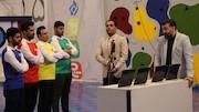 مسابقه «منچ» با اجرای علی انصاریان