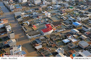 مناطق سیل زده-استان گلستان-آق قلا