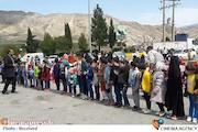 مناطق سیل زده لرستان و خوزستان
