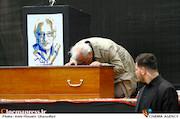 مراسم تشییع پیکر مرحوم «جمشید مشایخی»