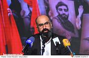 محمد زرویی نصرآباد در نشست رسانه ای هفته هنر انقلاب اسلامی