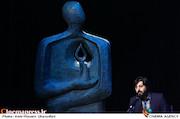 محمدمهدی سیار در نشست رسانه ای هفته هنر انقلاب اسلامی