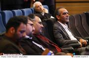 محسن علی اکبری در افتتاحیه هفته هنر انقلاب اسلامی