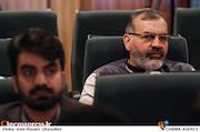 محمدحسین نیرومند در افتتاحیه هفته هنر انقلاب اسلامی