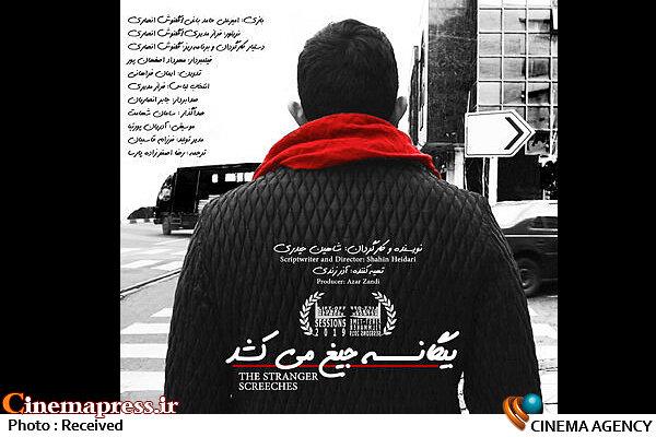 فیلم کوتاه «بیگانه جیغ میکشد»