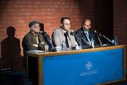 برنامه «سه روز با مرتضی آوینی» در شب پایانی، میزبان فریدون جیرانی و محمدحسین مهدویان