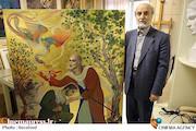 محمدعلی رجبی دوانی دبیر علمی نمایشگاه نقاشی «انقلابِ هنر»