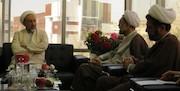 دیدار اعضای بنیاد فرهنگی حضرت مهدی موعود (عج) با سرپرست شبکه قرآن و معارف سیما